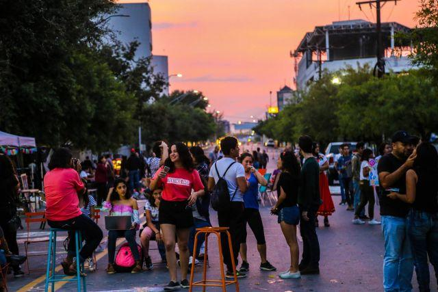The DistritoTec project in Monterrey, Mexico is drawing people back to a denser, safer and livable inner city. Photo by Tecnológico de Monterrey