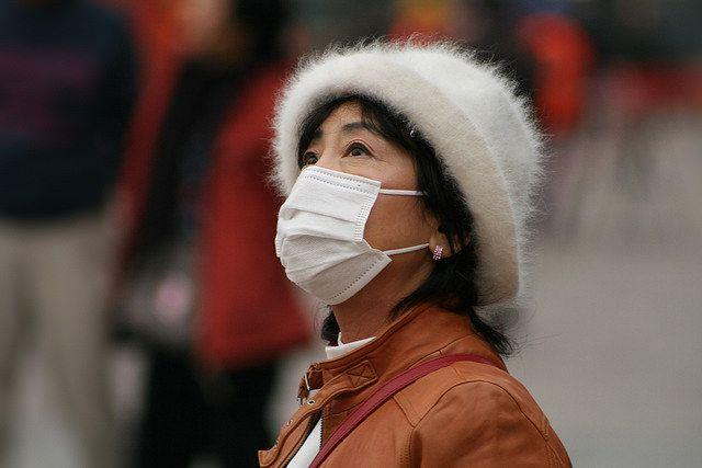 Curbing short-lived climate pollutants can also reduce air pollution-related deaths. Photo by Nicolò Lazzati/Global Panorama/Flickr