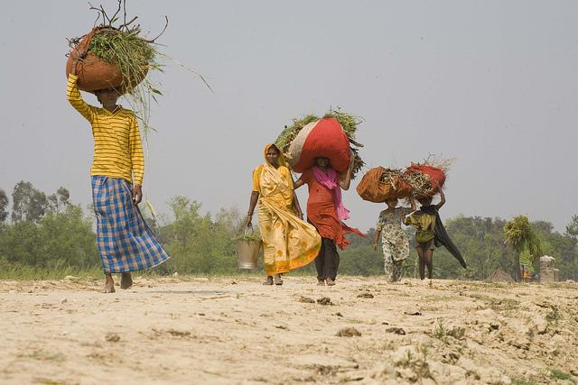 The U.N.'s new development roadmap must tackle the pressing economic and environmental challenges we face. Photo credit: Gates Foundation/Flickr