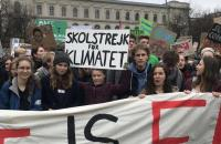 Greta Thunberg, a 16-year old Swedish who inspire the Fridays for Future Climate Strike, a movement to skip schools on Friday to strike, pushing the government to urgently act on climate change. Photo credit: Greta Thunberg/Twitter