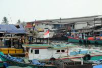 Fishing village in the North Coast of Jakarta. Photo: Sakinah Ummu Haniy/WRI Indonesia