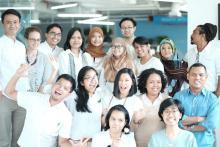 Staff of WRI Indonesia