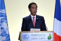President Jokowi must attend COP24 to reiterate the importance of collaboration in facing climate change as a 'collective enemy'. Photo credit: Ministry of Foreign Affairs of the Republic of Indonesia