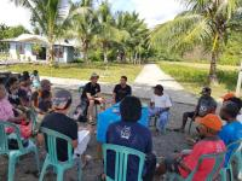 Membangun kepercayaan organisasi masyarakat sipil Papua penting untuk menghasilkan dampak yang besar. Foto: Rizky Haryanto/WRI