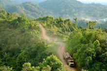 Lebih dari 70 persen wilayah Samarinda dialokasikan untuk konsesi tambang. Sumber foto: CIFOR/Flickr