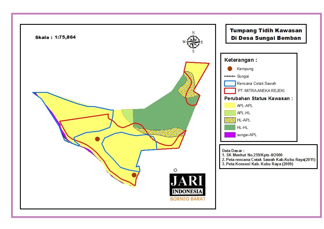 4 Cara Pemetaan GIS dapat Memberdayakan Komunitas Hutan di ...