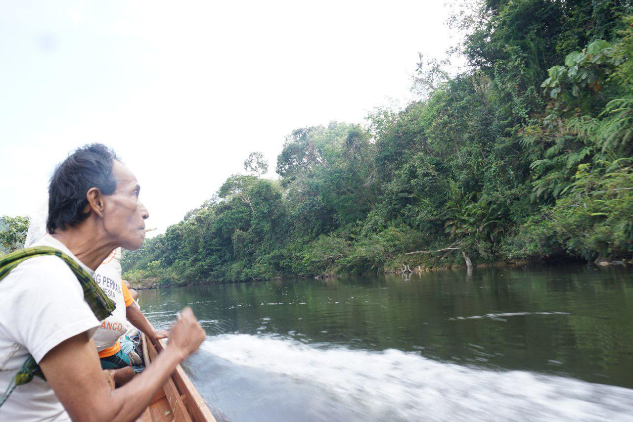 <p>On the River Subayang. Photo by Carolina Astri, WRI</p>